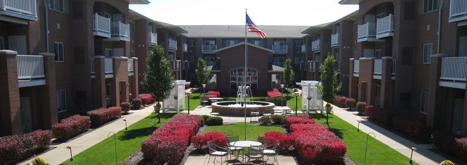 Senior Living St Louis The Fountains Of West County