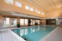 senior independant living pool
